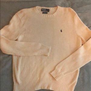 Polo by RL Sweater, Khaki, 100% Cotton